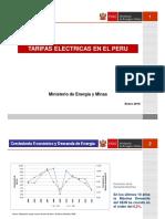 Tarif Electrica