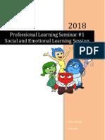 seminar1 reflectiveessay