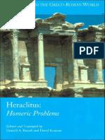 David Konstan (Editor) Donald A. Russell (Editor)-Heraclitus_ Homeric Problems (Writings from the Greco-Roman World, # 14) (2005).pdf