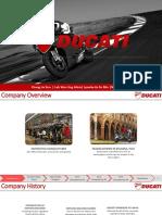 Group 5 Ducati Week 4
