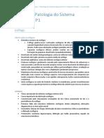 Cópia de Resumo P1 Patologia do sistema digestório - Raquel104