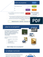 Guia Proyectos PMI R1