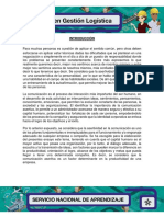 Evidencia 3 Informe Definiendo y Desarrollando Habilidades Para Una Comunicacion Asertiva y Eficaz