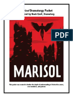 Marisol Dramaturgy Packet