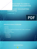 Chapter 1_introduction to Cost & Management Accounting