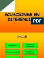 Ejemplo de EED Con Sistemas