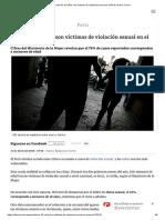 Cada Día 10 Niños Son Víctimas de Violación Sexual en El Perú _ Diario Correo