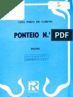 Lina Pires de Campos - Ponteio 1