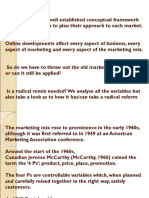 7ps of Service Marketing