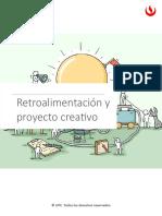 HU193 SEM7 S12 Retroalimentacion y Proyecto Creativo