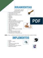 Manual de Mantenimiento Nivel I