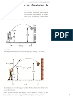 Gravitation & Projectile Solved Examples _ AskIITians
