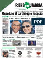 La Rassegna Stampa Sfogliabile Dell'Umbria Del 25 Novembre 2018