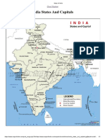 2. Indian States & Capital