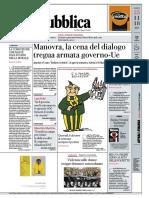 La Rassegna Stampa Nazionale, Sfogliabile, Di Domenica 25 Novembre 2018