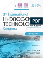 IHTEC 2018 Proceedings