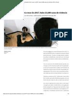 Maltrato Infantil en Perú Crece_ en 2017, Hubo 21,600 Casos de Violencia _ Perú _ Peru21
