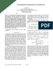 An Improved Image Segmentation Algorithm Base on Normalized Cut