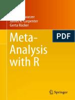 Guido Schwarzer, James R. Carpenter, Gerta Rücker Auth. Meta-Analysis With R