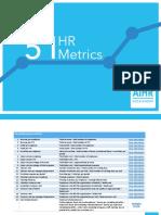 51 HR Metrics