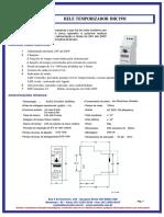 Manual DHC19M