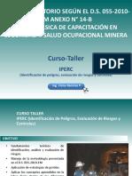 Curso Taller IPERC 004