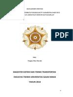 Analisis Deskriptif Pembanguna Jembatan Mahakam IV dari aspek kepastian huku, keadilan dan kemanfaatan