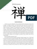 Zen y Las Artes Marciales (Extracto)