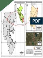 Plano de Ubicacion Del Unidad Minera