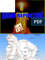 Audit Reporting
