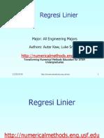 10 Mws Gen Reg Ppt Linear