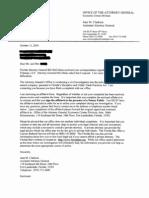 Florida Attorney General Shapiro Affidavit to send to complain
