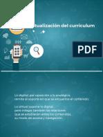 Virtualización Del Curriculum
