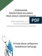 kedokteran keluarga pada kasus kardiovaskuler