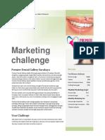 Marketing Chellenge