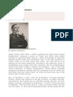 Joseph Conrad Biography.docx