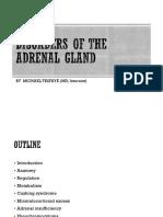 Adrenal and Pitutary Disoreders Adigrat Lec