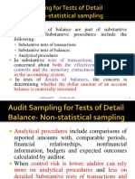 Ch1 part 2 Audit Sampling for tests of details of balance.pptx