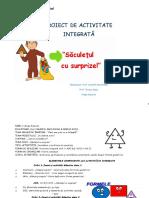 Saculetul Cu Surprize.proiect Didactic.caranfil Anca&Obreja Nuța-Gr.nr.4 Bârlad