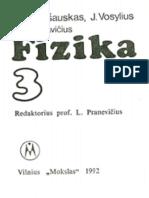 Fizika 3 Tamasauskas, Vosylius, Radvilavicius
