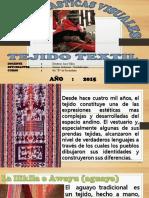 Tejidos de Textiles Originarios