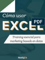 Como usar Excel para marketers.pdf