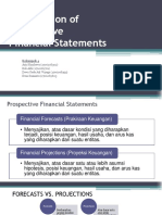 Examination of Prospective FS