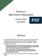 Pemicu4 BlokSistemReproduksi