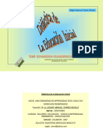 Didactica Educacion Inicial