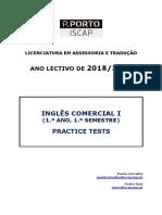 IC I PTs 18-19