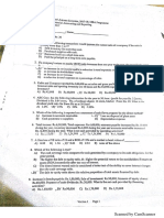 FAR Quiz Paper