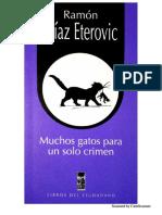 Edoc.site Muchos Gatos Para Un Solo Crimen 1