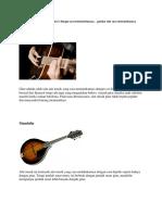 10 alat musik melodis dan ritmis 5 dengan cara memaninkannya.docx