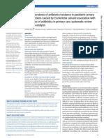 6. Globe Prvalence of Antibiotics